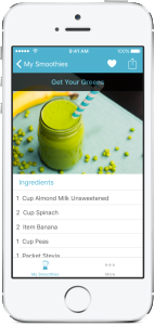 Simply Smoothies App Using the WP-API