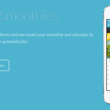 Simply Smoothies Banner